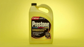 Prestone Concentrate Anitfreeze/Coolant TV Spot, 'Just Saying' - Thumbnail 5