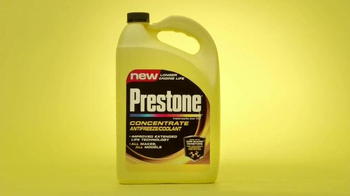 Prestone Concentrate Anitfreeze/Coolant TV Spot, 'Just Saying' - Thumbnail 6