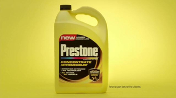 Prestone Concentrate Anitfreeze/Coolant TV Spot, 'Just Saying' - Thumbnail 9