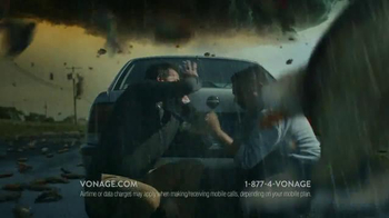 Vonage TV Spot, 'Piranhapocalypse' - Thumbnail 8