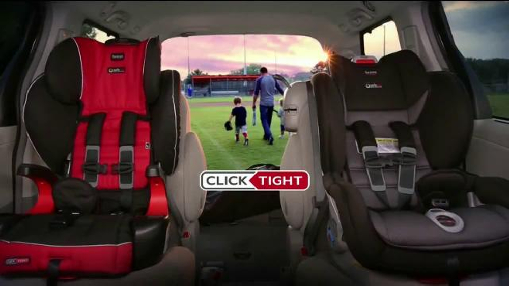 Britax TV Commercial, 'The Leader in Safety Technology'