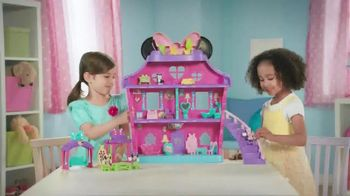 Disney Minnie Magical Bow Sweet Home TV Spot, 'A Party at Minnie's!'