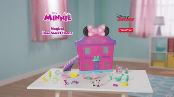 Disney Minnie Magical Bow Sweet Home TV Spot, 'A Party at Minnie's!' - Thumbnail 10