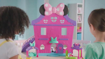 Disney Minnie Magical Bow Sweet Home TV Spot, 'A Party at Minnie's!' - Thumbnail 2