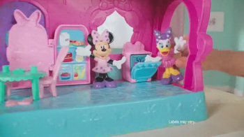 Disney Minnie Magical Bow Sweet Home TV Spot, 'A Party at Minnie's!' - Thumbnail 3