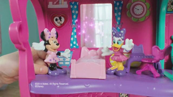 Disney Minnie Magical Bow Sweet Home TV Spot, 'A Party at Minnie's!' - Thumbnail 7