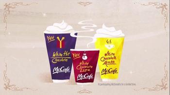 McDonald's McCafé White Chocolate TV Spot, 'Warm Up to Winter' - Thumbnail 10