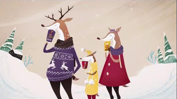 McDonald's McCafé White Chocolate TV Spot, 'Warm Up to Winter' - Thumbnail 4