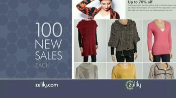 Zulily TV Spot, 'Everyday Sales' - Thumbnail 2