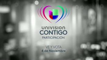 Univision Contigo TV Spot, 'Votar' Con Jorge Ramos[Spanish] - Thumbnail 9