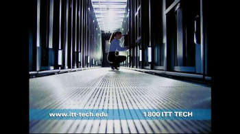 ITT Technical Institute TV Spot, 'Tuition Rate Freeze' - Thumbnail 1