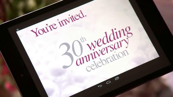 AARP RealPad TV Spot, 'Wedding Anniversary' - Thumbnail 1