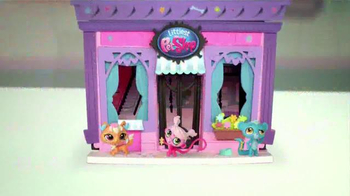 Littlest Pet Shop Style Sets and Pets TV Spot, 'Decorate'