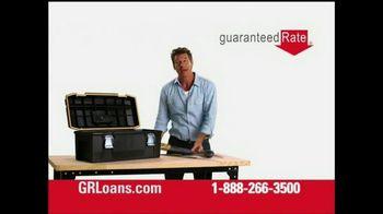Guaranteed Rate TV Spot, 'Tools' Featuring Ty Pennington