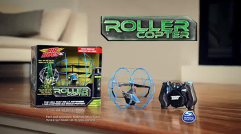 Air Hogs Rollercopter TV Spot, 'Roll Anywhere!' - Thumbnail 9