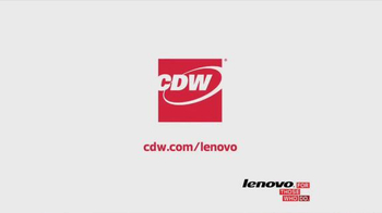 CDW and Lenovo Yoga TV Spot, 'Yoga Demonstration' - Thumbnail 10