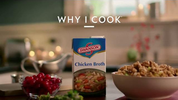 Swanson Why I Cook TV Spot, 'Why I Cook Holiday Dishes' - Thumbnail 1