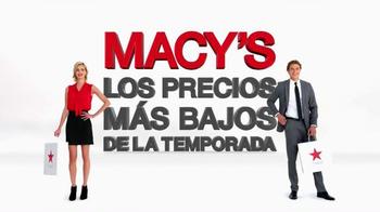 Macy's Los Precios Más Bajos De la Temporada TV Spot, 'Octubre' [Spanish] - Thumbnail 9