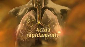 Tukol X-Pecto Miel Multi-Symptom Cold TV Spot, 'Detener La Tos' [Spanish] - Thumbnail 6