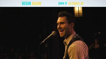 Begin Again Blu-ray, DVD and Digital HD TV Spot - Thumbnail 1