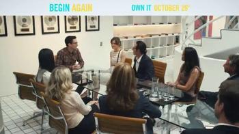 Begin Again Blu-ray, DVD and Digital HD TV Spot - Thumbnail 2