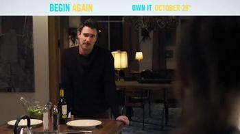 Begin Again Blu-ray, DVD and Digital HD TV Spot