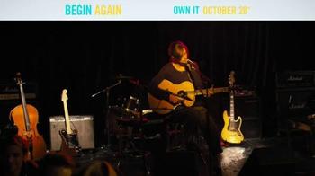 Begin Again Blu-ray, DVD and Digital HD TV Spot - Thumbnail 4