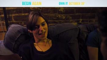 Begin Again Blu-ray, DVD and Digital HD TV Spot - Thumbnail 5