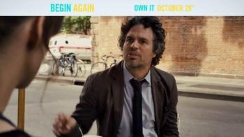 Begin Again Blu-ray, DVD and Digital HD TV Spot - Thumbnail 7
