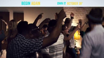 Begin Again Blu-ray, DVD and Digital HD TV Spot - Thumbnail 8