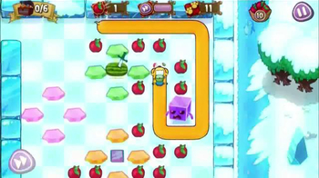 Adventure Time Treasure Fetch App TV Spot, 'What you Journey Through' - Thumbnail 4