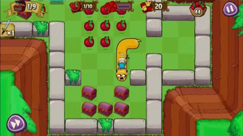 Adventure Time Treasure Fetch App TV Spot, 'What you Journey Through' - Thumbnail 6