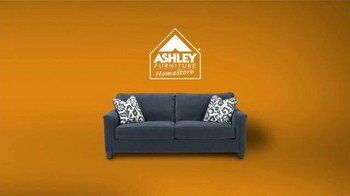 Ashley Furniture Homestore Halloween Treat Yourself Event TV Spot [Spanish] - Thumbnail 1