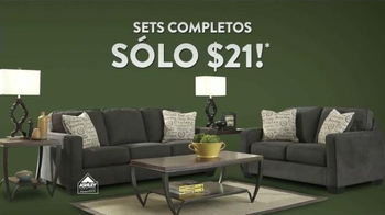 Ashley Furniture Homestore Halloween Treat Yourself Event TV Spot [Spanish] - Thumbnail 3