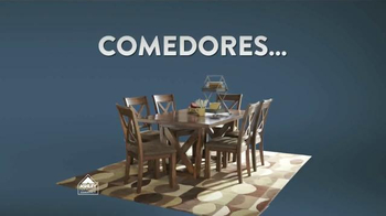 Ashley Furniture Homestore Halloween Treat Yourself Event TV Spot [Spanish] - Thumbnail 4