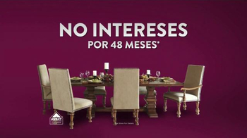 Ashley Furniture Homestore Halloween Treat Yourself Event TV Spot [Spanish] - Thumbnail 5