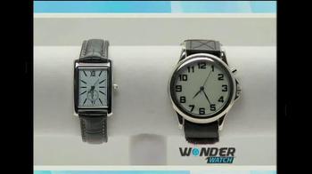 Wonder Watch TV Spot, 'Trouble Telling Time?' - Thumbnail 4