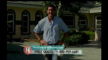 Home Warranty Reviews TV Spot, 'Unexpected Appliance Repairs' - Thumbnail 1