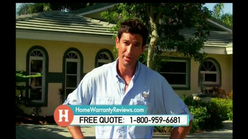 Home Warranty Reviews TV Spot, 'Unexpected Appliance Repairs' - Thumbnail 2