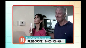 Home Warranty Reviews TV Spot, 'Unexpected Appliance Repairs' - Thumbnail 3