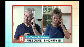 Home Warranty Reviews TV Spot, 'Unexpected Appliance Repairs' - Thumbnail 4