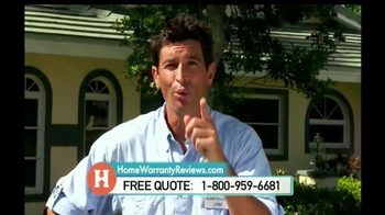 Home Warranty Reviews TV Spot, 'Unexpected Appliance Repairs' - Thumbnail 6