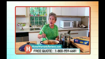 Home Warranty Reviews TV Spot, 'Unexpected Appliance Repairs' - Thumbnail 8
