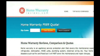 Home Warranty Reviews TV Spot, 'Unexpected Appliance Repairs' - Thumbnail 9