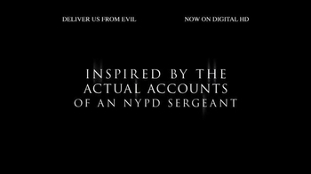 Deliver Us From Evil Blu-ray TV Spot - Thumbnail 4