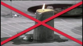 Glow Candles TV Spot, 'The Warm Glow of Candles' - Thumbnail 4