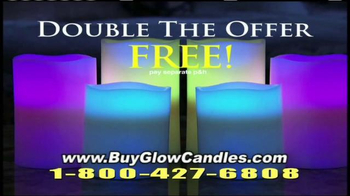 Glow Candles TV Spot, 'The Warm Glow of Candles' - Thumbnail 8