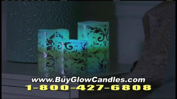 Glow Candles TV Spot, 'The Warm Glow of Candles' - Thumbnail 9