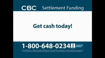 CBC Settlement Funding TV Spot, 'Receiving Future or Annuity Payments?' - Thumbnail 5