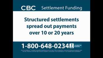 CBC Settlement Funding TV Spot, 'Receiving Future or Annuity Payments?' - Thumbnail 6